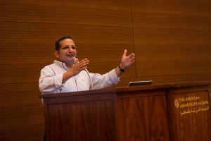 Fady Ramzy Presentation at the OCCEgypt Meetup at the AUC