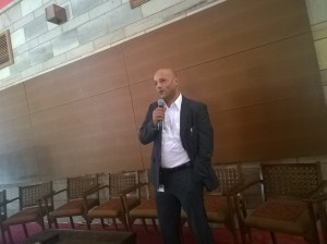 Dr. Ahmed Hassanein - AUC EIP Welcome Speech