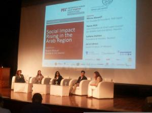 social impact rising in the arab region
