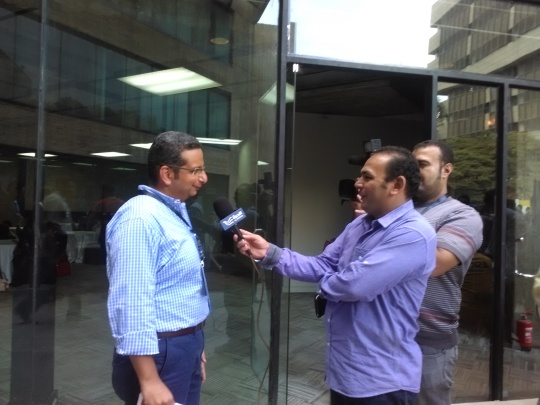 Fady interview horra TV