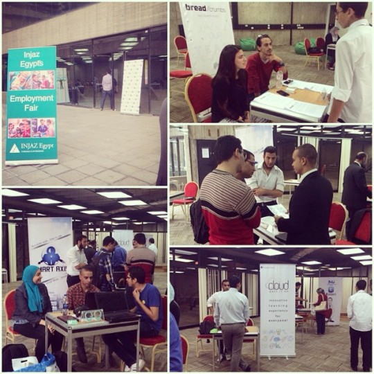 Injaz Egypt Employment Fair