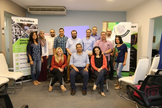 OCCEgypt Group picture